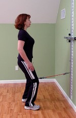 Wall Station Terminal Knee Extension