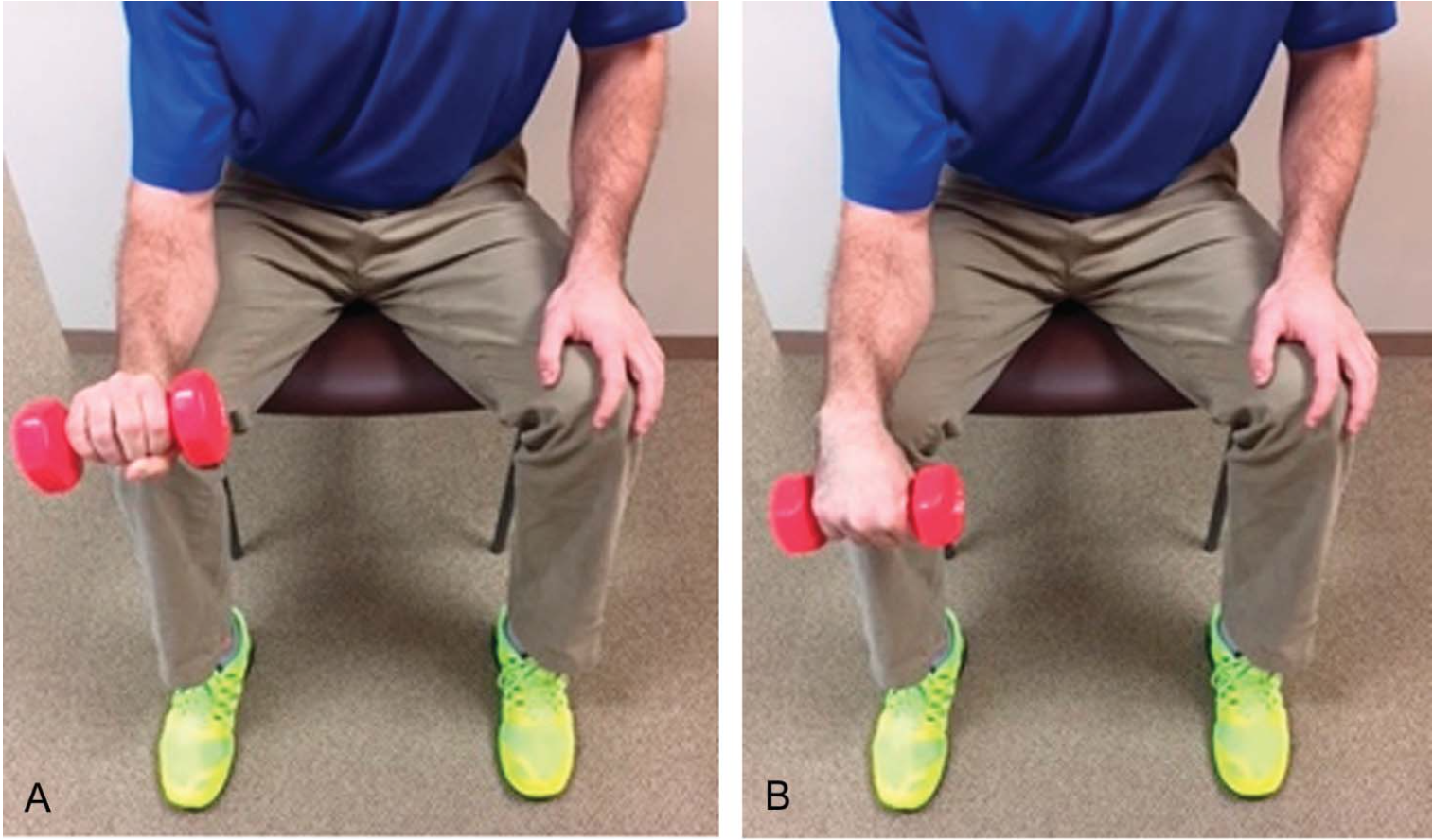 Why You Need Eccentric Exercises To Heal Tennis Elbow Performance Health Academy