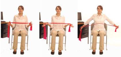 Brugger Band Phasic Exercises for Upper Body