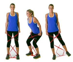 CLX Cross Squat-Hip Abduction Combo