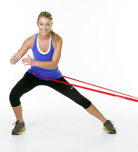 CLX Lateral Lunge