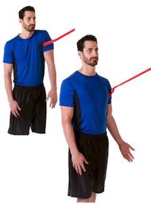 CLX Shoulder Lower Trap Retraction - Depression