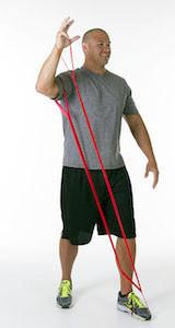 CLX Shoulder Abduction-External Rotation at 90