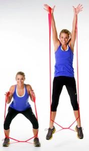 CLX Upper Body Jump