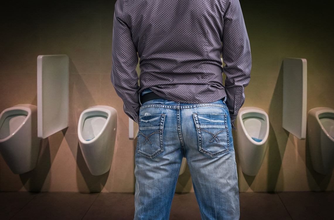 Incontinence and Urinary Frequency: A Struggle for Men of all Ages