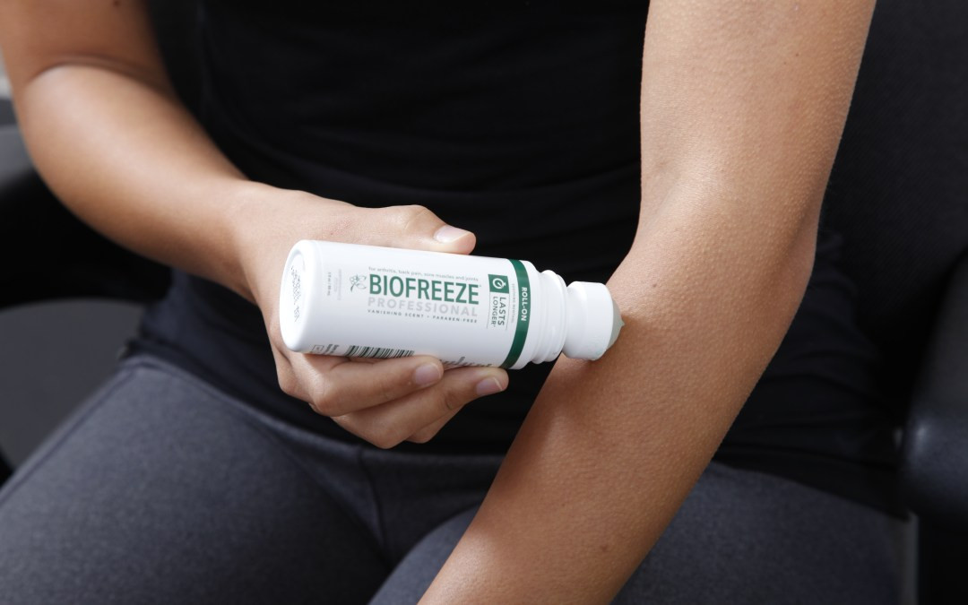 The Differences Between Biofreeze Professional and the Original Biofreeze (and The Biofreeze Spring Promotion!)