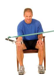 Thera-Band Wrist/Forearm Supination (Sports Handle)