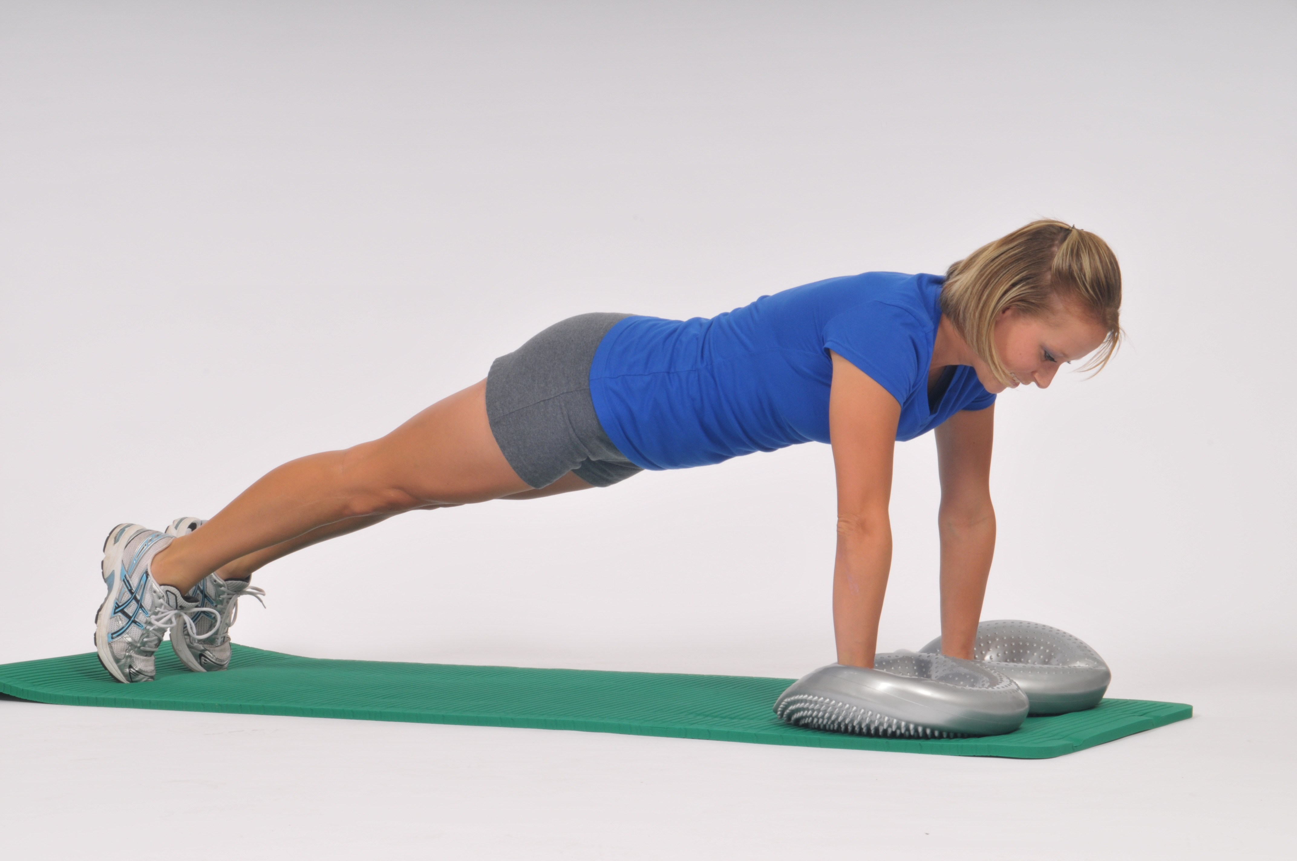 Thera-Band Stability Disc Push-Up