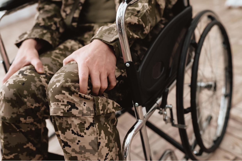 Veteran's chronic pain