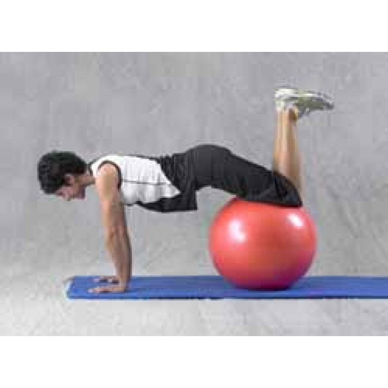 Pro Series Exercise Ball Prone Tuck