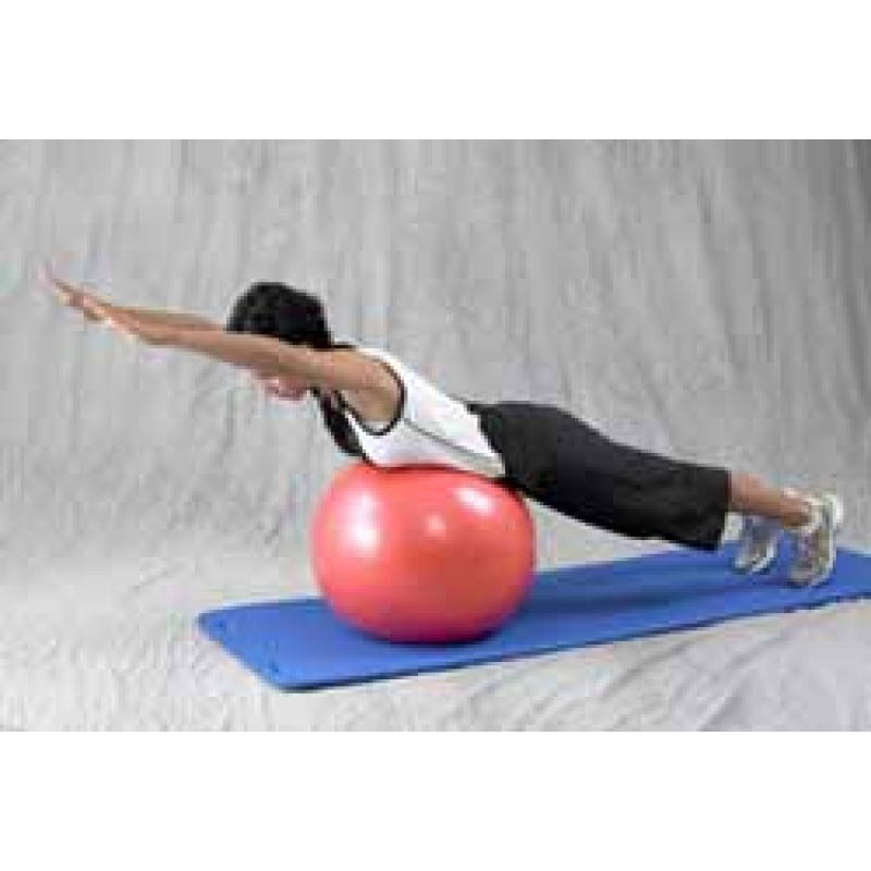 Pro Series Exercise Ball Superman