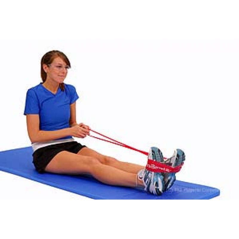 Thera-Band Loop Ankle Dorsiflexion