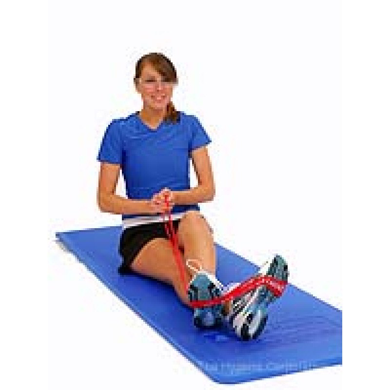 Thera-Band Loop Ankle Inversion