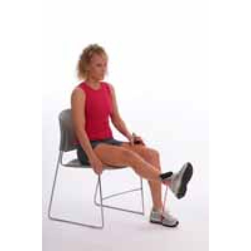 Thera-Band Tubing Sitting Knee Extension