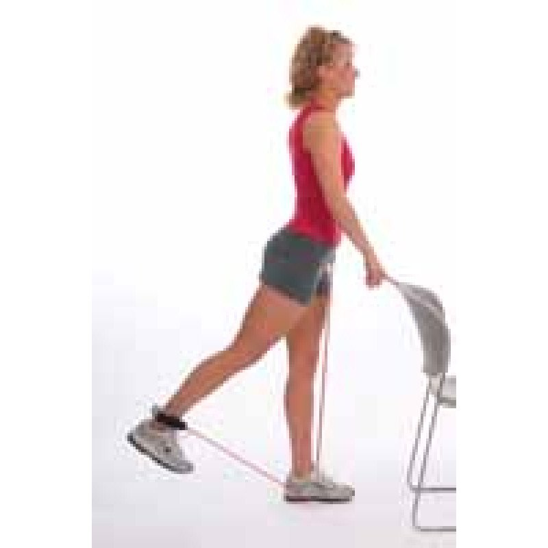 Thera-Band Tubing Standing Hip Extension