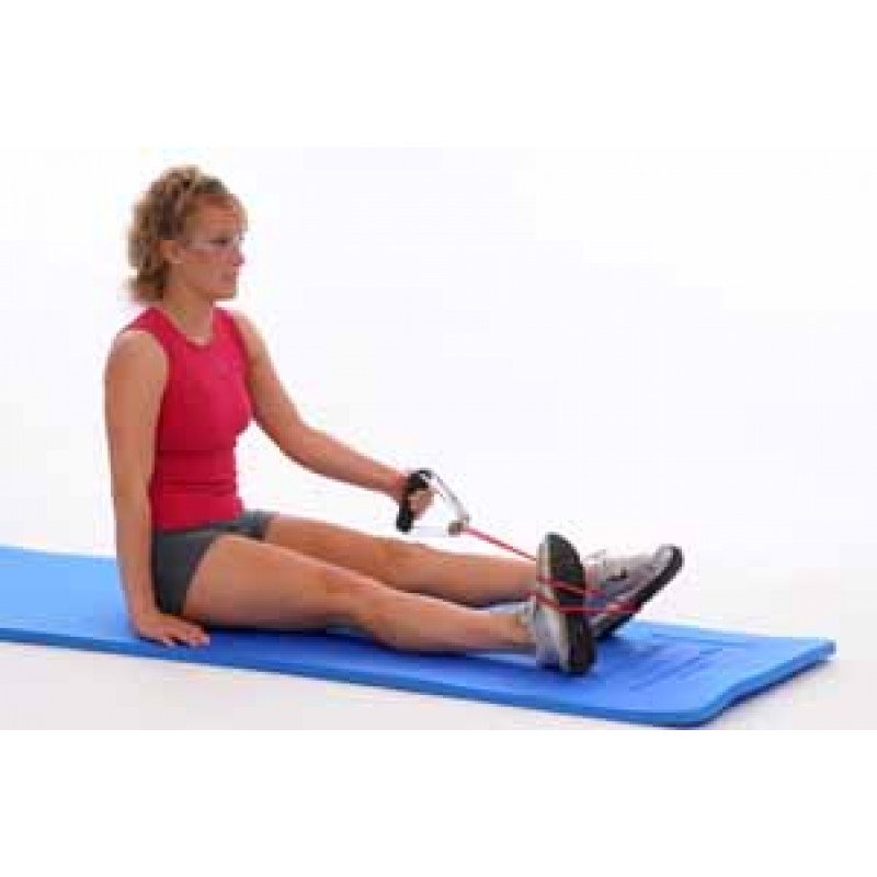 Thera-Band Tubing Ankle Dorsiflexion