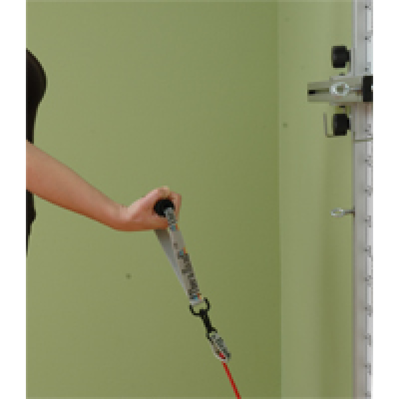 Wall Station Wrist Flexion