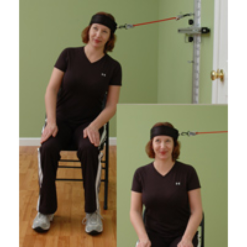 Wall Station Cervical Sidebending