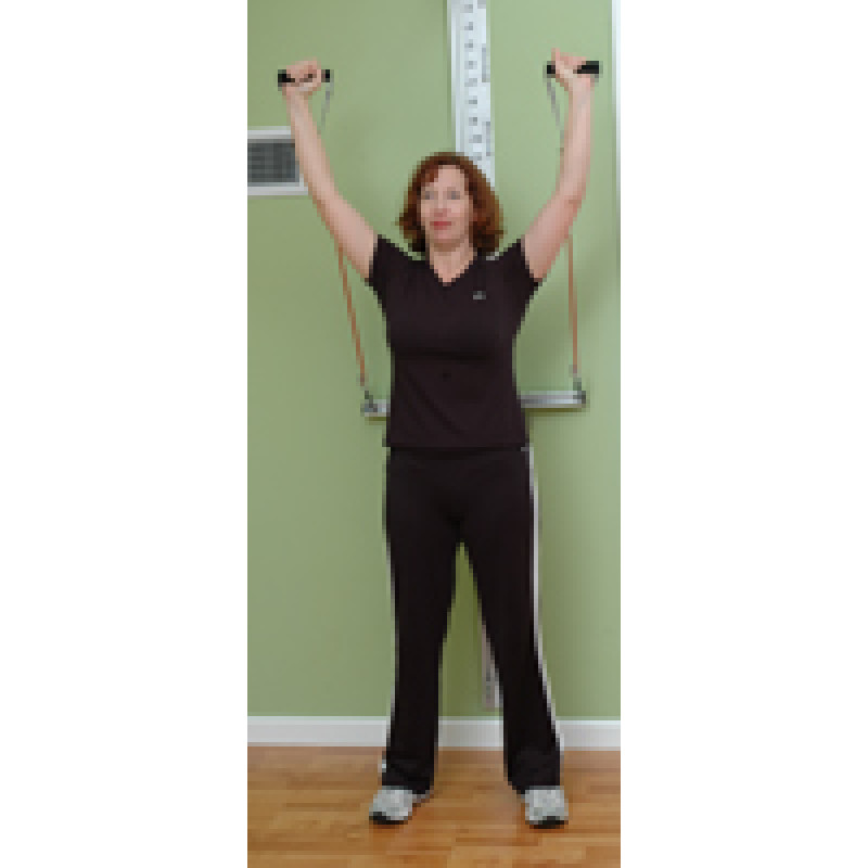 Wall Station Overhead Press