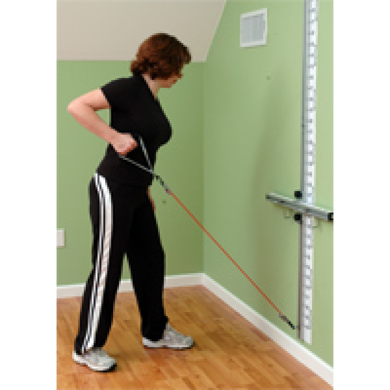 Wall Station Bent-Over Row