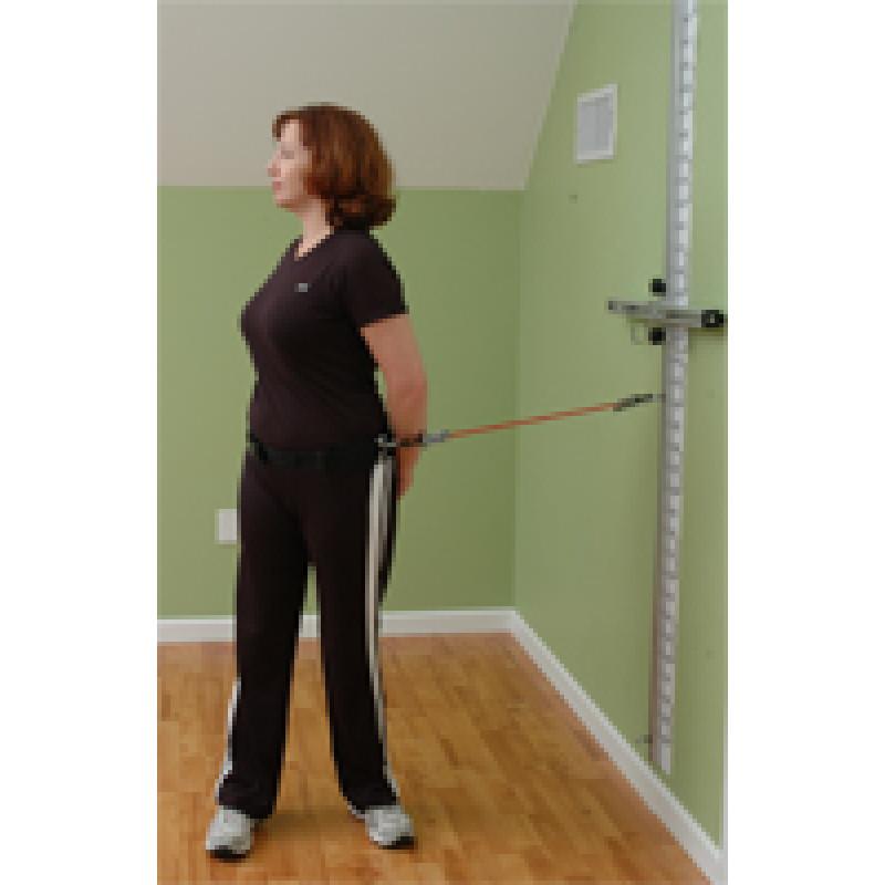 Wall Station Lumbar Rotation