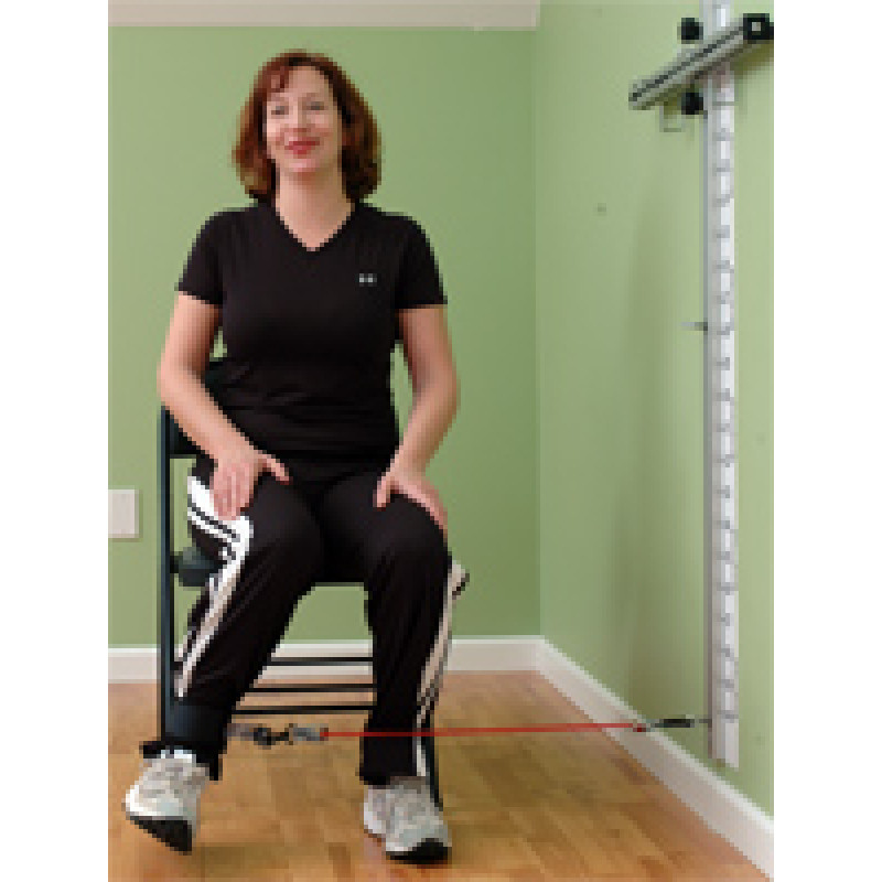 Wall Station Hip Internal Rotation