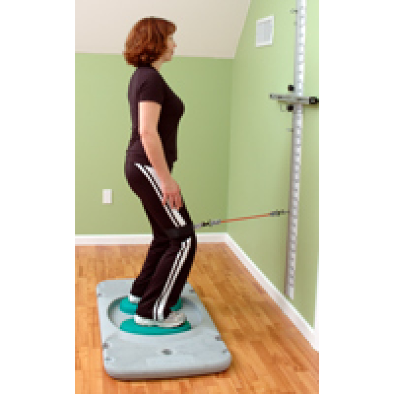 Rehab Station Terminal Knee Extension on Stability Trainer