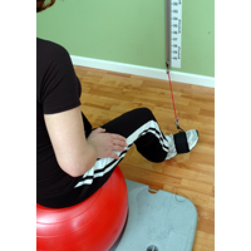Rehab Station Ankle Eversion on Ball