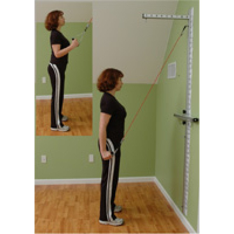Wall Station Elbow Extension