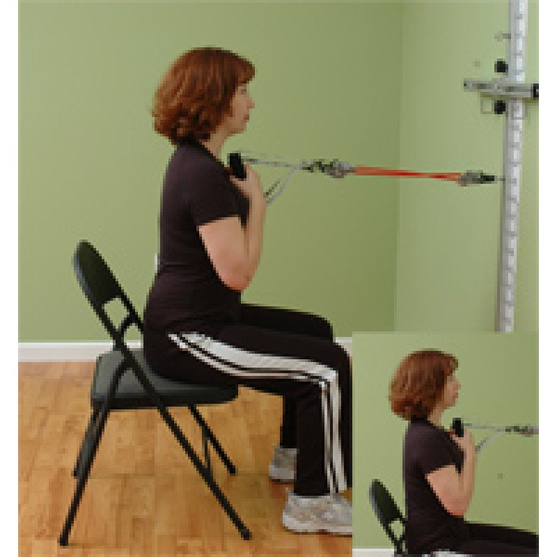 Wall Station Lumbar Extension