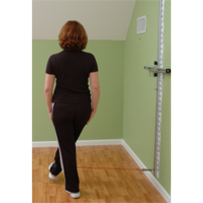 Wall Station Hip Adduction
