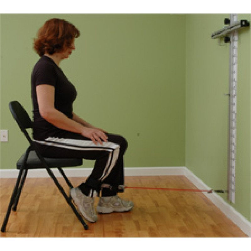 Wall Station Knee Flexion