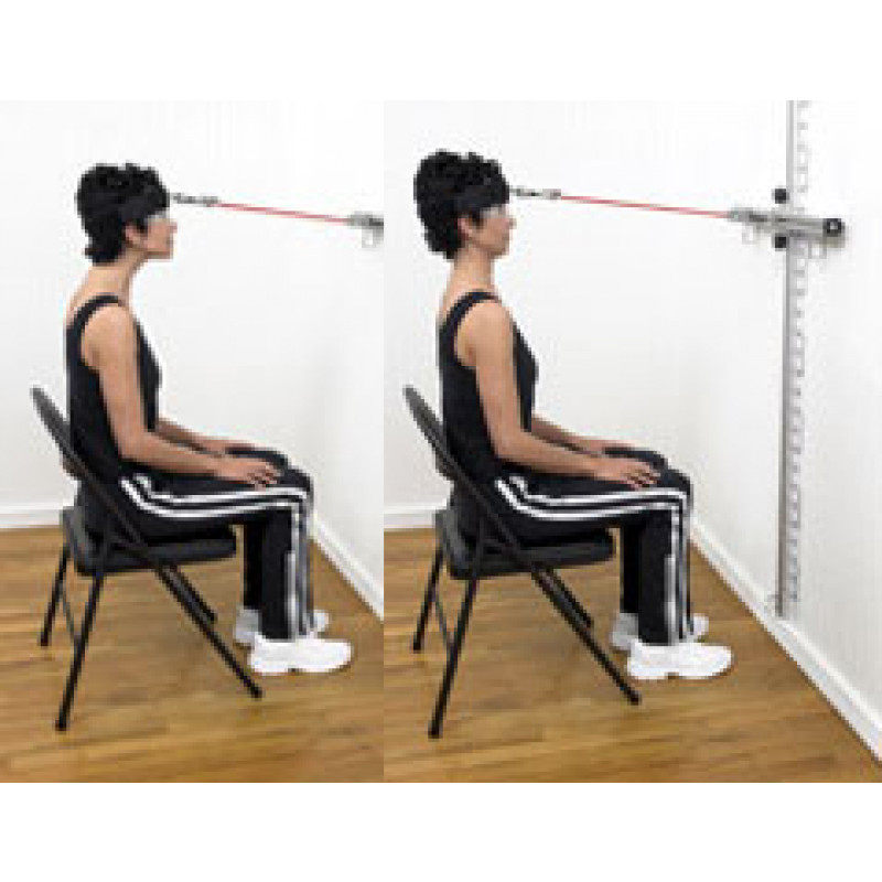 Wall Station Cervical Retraction