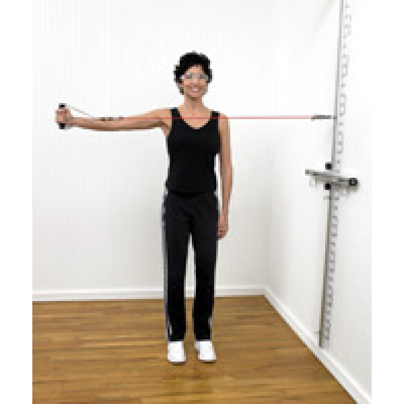 Wall Station Shoulder Horizontal Abduction