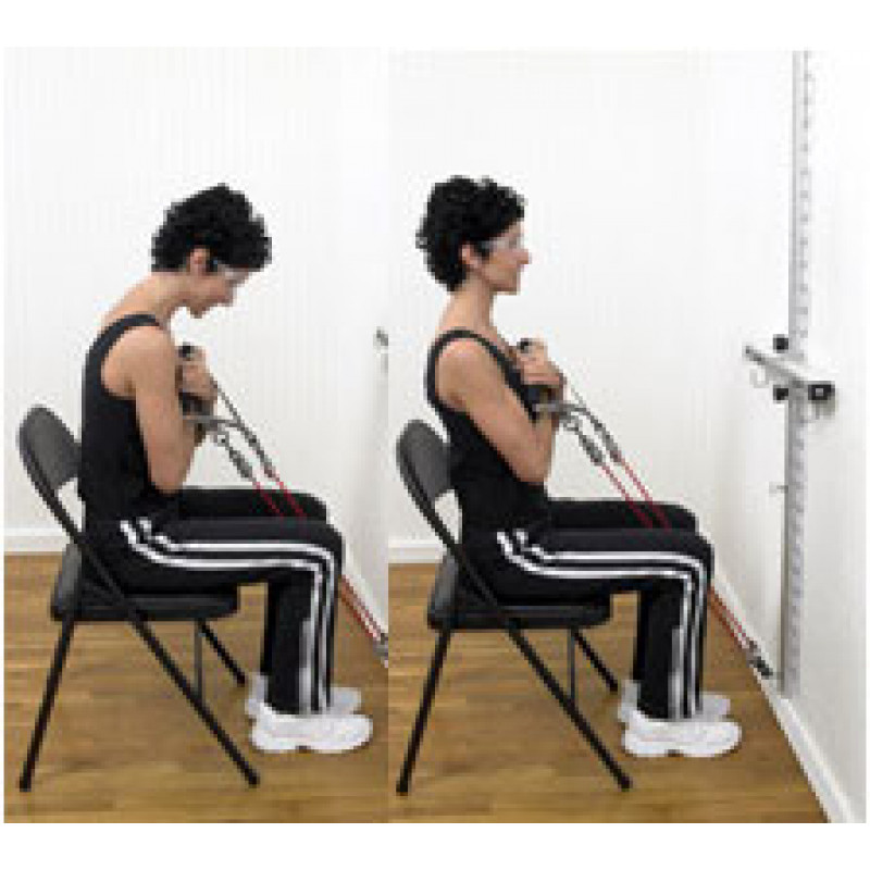 Wall Station Thoracic Extension