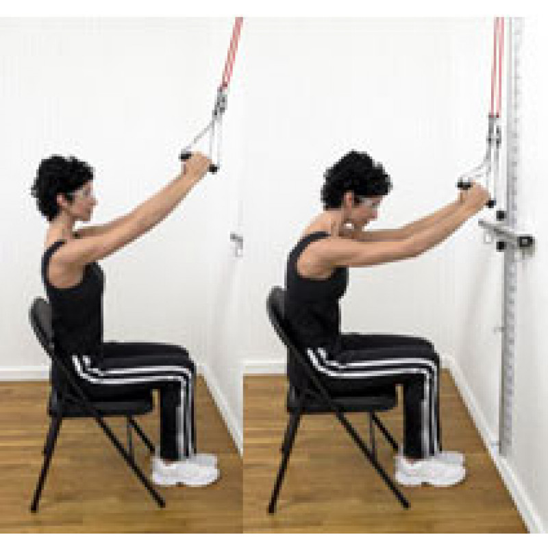 Wall Station Lumbar Flexion