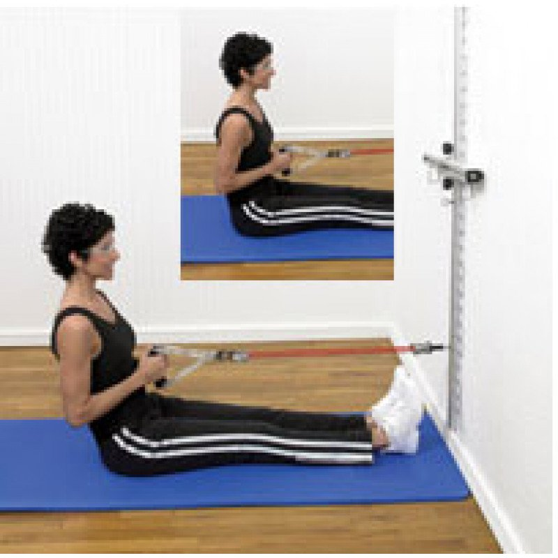 Wall Station Lumbar Extension (Longsit)