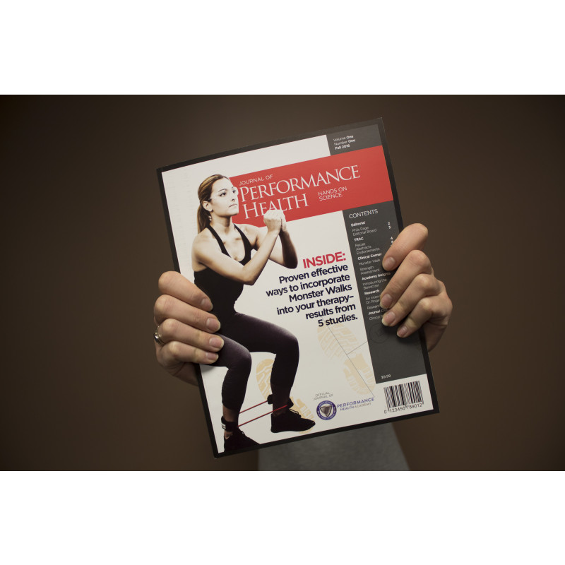 How to Get Your Free Copy of the Journal of Performance Health