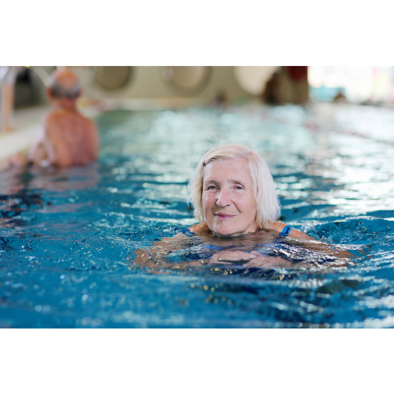 Effects of Aquatic Resistance Training on Health and Fitness Postmenopausal Women