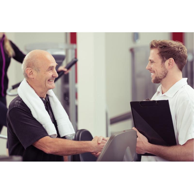 Cardiac Rehab for Veterans
