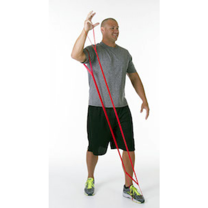 CLX Shoulder Abduction-External Rotation at 90