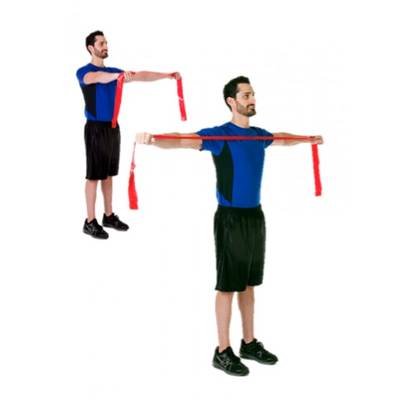 624c6f90f CLX Shoulder Horizontal Abduction Bilateral Standing