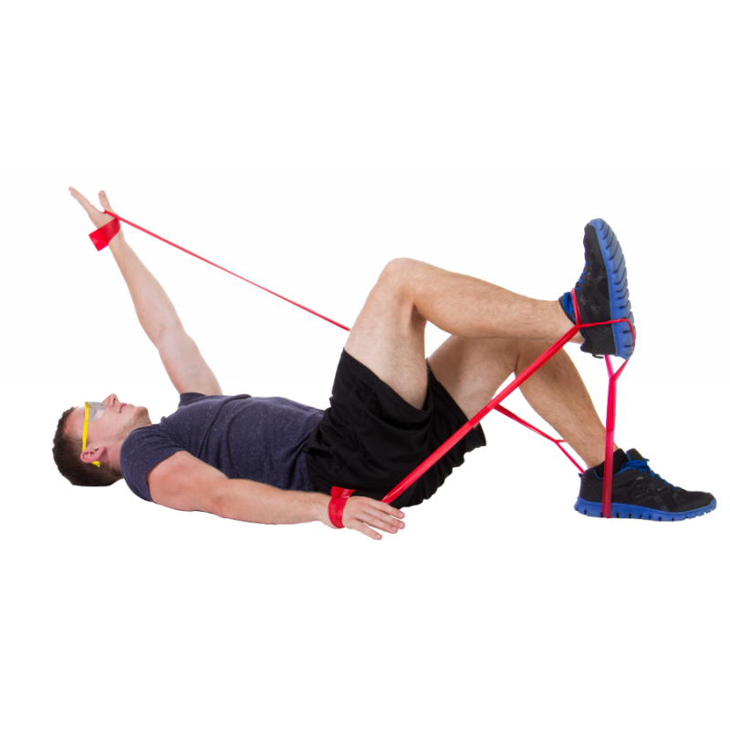 CLX Core Stabilization - Supine Arms and Legs