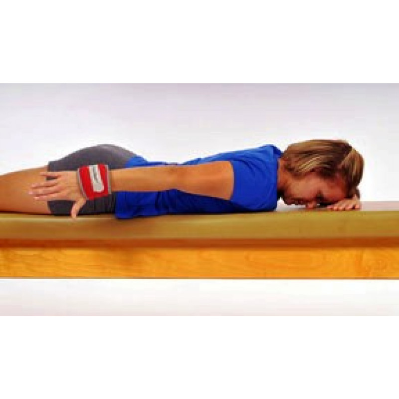 Thera-Band Cuff Weight Prone Extension