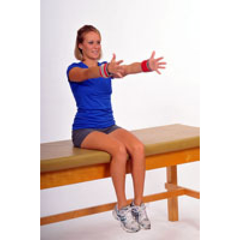 Thera-Band Cuff Weight Shoulder Flexion