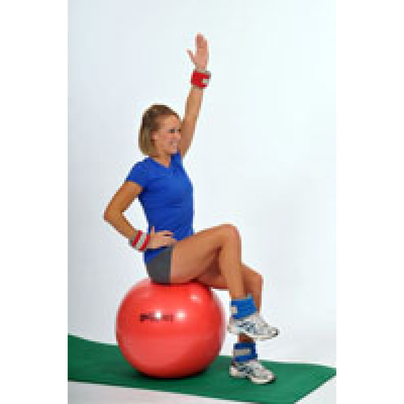 Thera-Band Cuff Weight Sitting Ball Arm - Leg