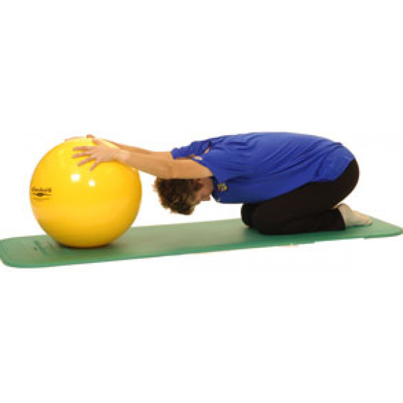 Pro Series Exercise Ball Thoracic Extension Stretch