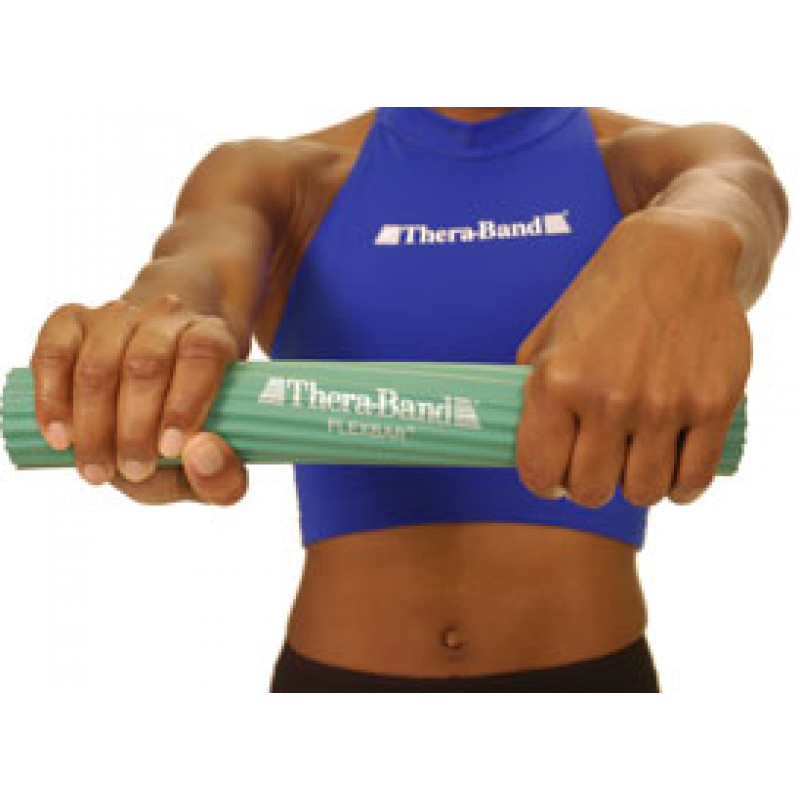 Thera-Band FlexBar Wrist Flexion Grip Bilateral