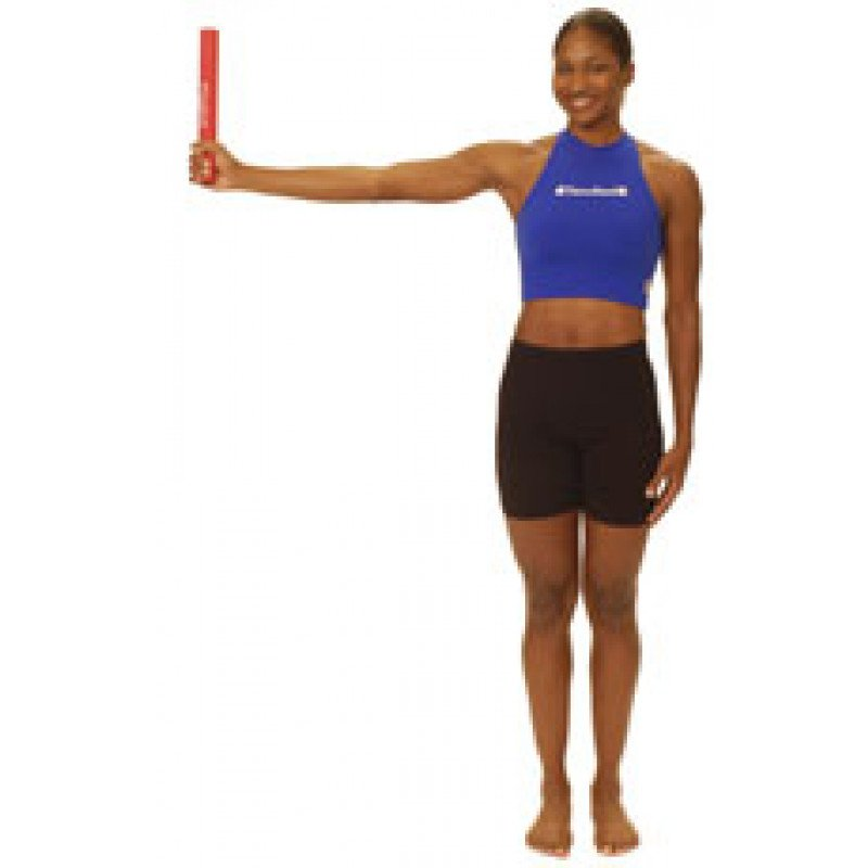 Thera-Band FlexBar Shoulder Oscillation Abduction