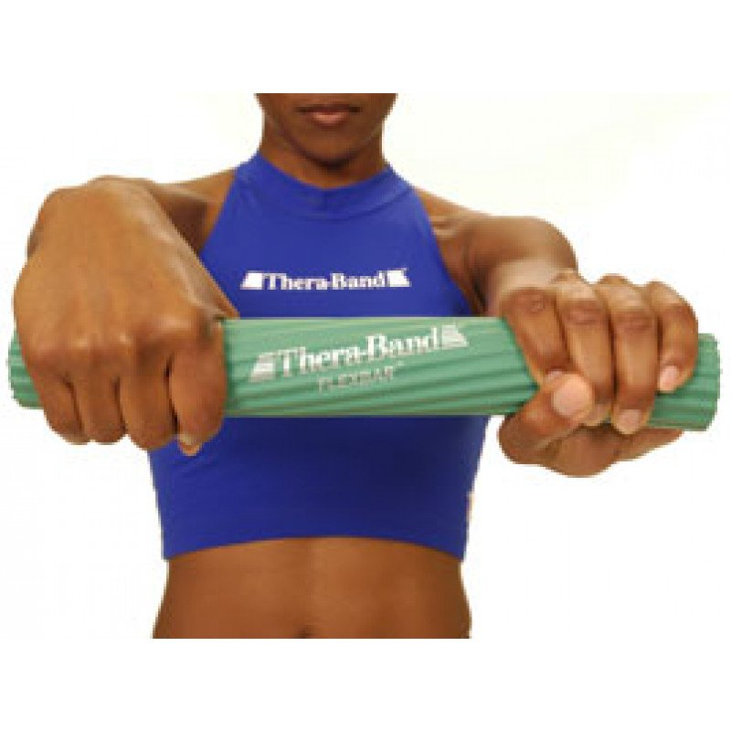 Thera-Band FlexBar Wrist Extension Bilateral